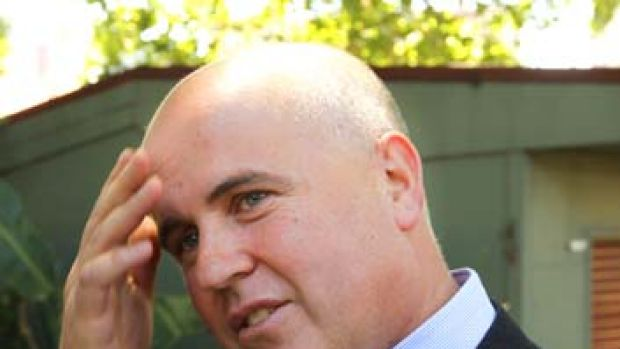 """""""I certainly won't be supporting the sake even the partial sale"""": Adrian Piccoli."""