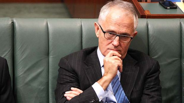 Is a reshuffle on the cards?: Malcolm Turnbull's bad week fuels questions over his position.