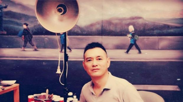 Chinese-Australian artist Guo Jian will be expelled from China.