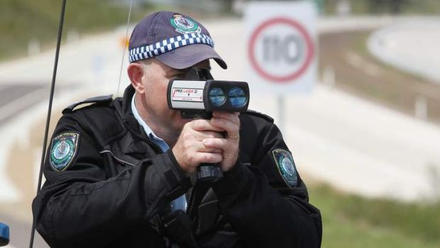 Police are using psychology to get people to pay fines on time.