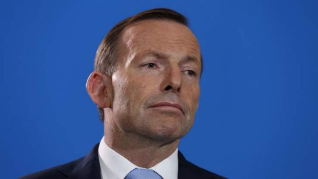 Tony Abbott runs the risk of scandal