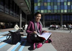 Reflect on your work: Emily Lau.