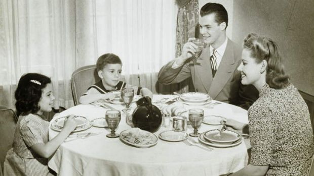 Weekends used to be sacrosanct for families.