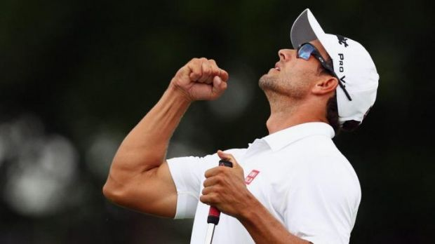 Adam Scott is confident he can add the US Open crown to his US Masters triumph.