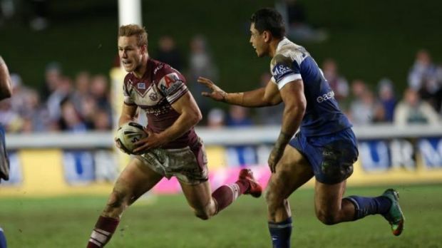 Show-stopper: Daly Cherry-Evans.