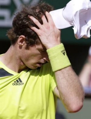 No answers: Andy Murray.