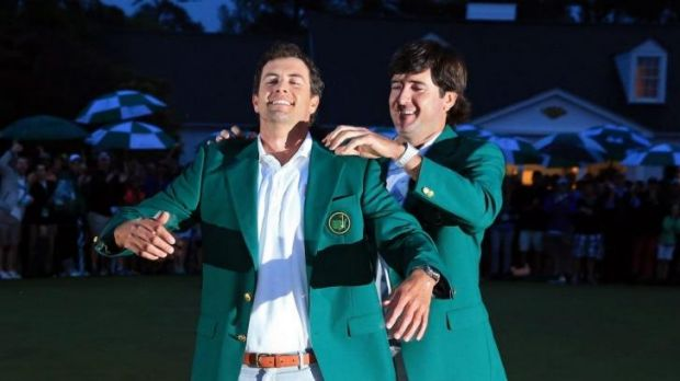 Masters winners Adam Scott and Bubba Watson will play together for the first two rounds of the US Open.
