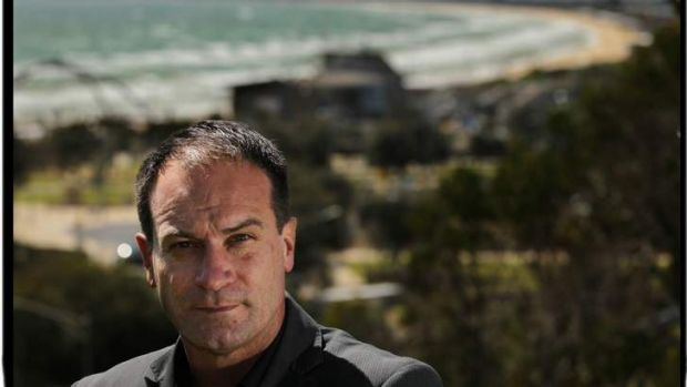 Geoff Shaw may not be a team player in a political sense, but he's well regarded by the footy team he plays for, the ...