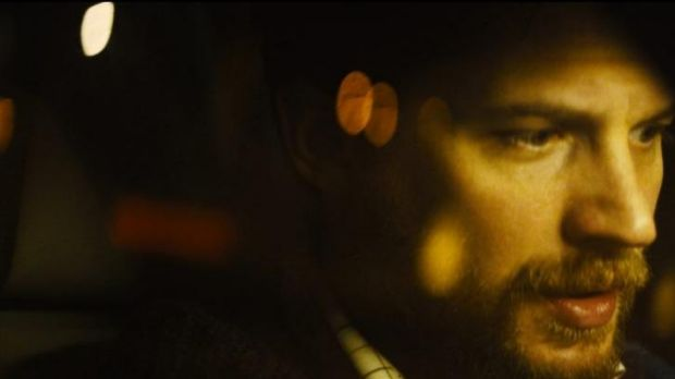 Tom Hardy is the only character on screen throughout the film.