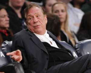 Embattled: Donald Sterling.