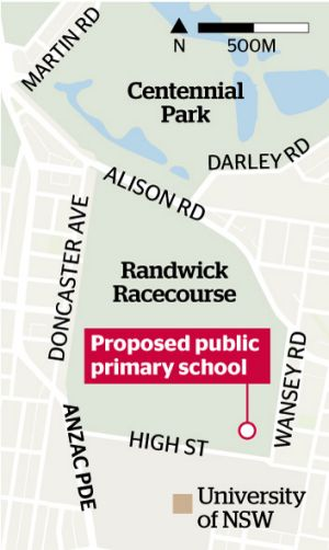 New public primary school in the pipeline.