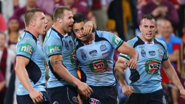 Team player: Merrin is considered a good  man to have around in camp.