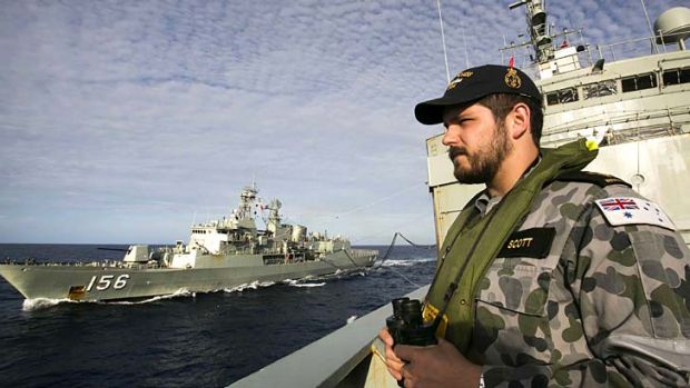 Australia has spent more than $43 million since the search began.