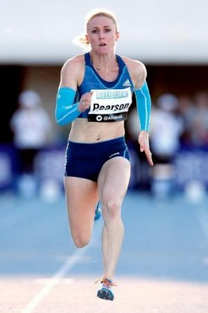 Missing another meet: Sally Pearson.
