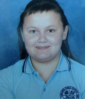 Missing: 11-year-old Alyssa Pritchard.