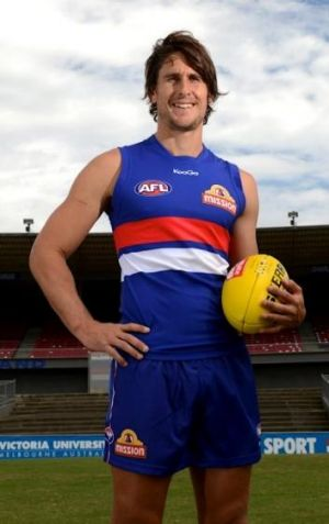 Ryan Griffen has denied the burden of being captain is afecting his performance.