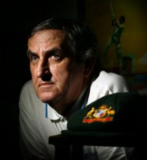 Genuine article: Gary Gilmour played 15 Tests for Australia.