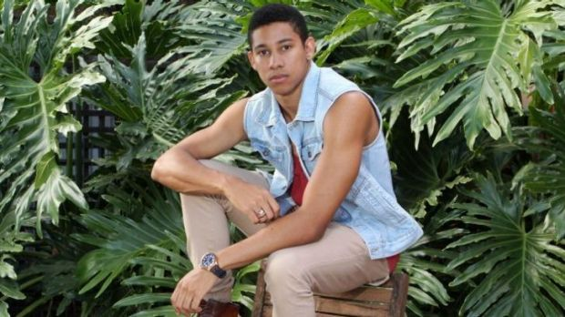 Sydneysider Keiynan Lonsdale, 22, gets his big break in <i>Divergent</i> series.