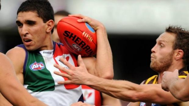 Anthony Morabito could return to the Fremantle lineup as soon as this weekend.