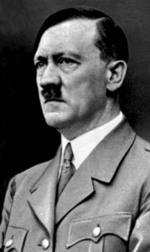 Adolf Hitler: unfortunately influential.