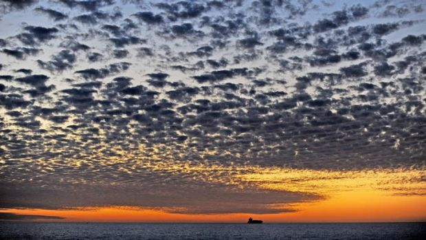 A change in surface water temperatures on the Indian Ocean due to global warming could produce extreme weather events in ...
