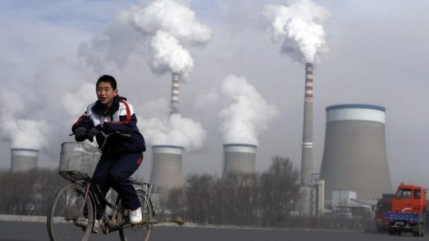 China will have to play a leading role in curbing emissions.