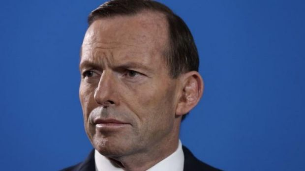 "Tony Abbott: Former US vice president Al Gore ""doesn't pretend to know...the basis of his thinking""."