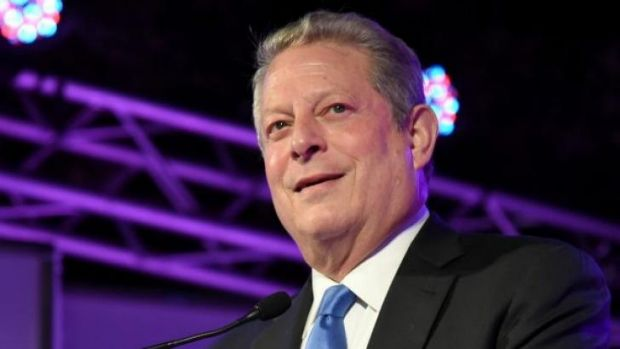 Former United States Vice President Al Gore questions PM Tony Abbott's view of climate change.