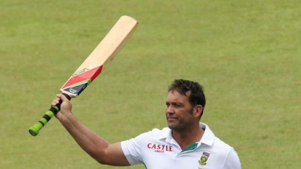 Thunder signing: Jacques Kallis will play in the Big Bash League next season.