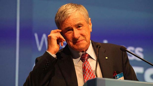 Kerry Stokes's Seven Group's offer of two cents a share was rejcted late on Thursday.