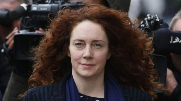 Former News of the World editor and News International chief executive Rebekah Brooks.