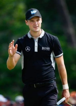 Martin Kaymer dominated yet again on the second day at Pinehurst.
