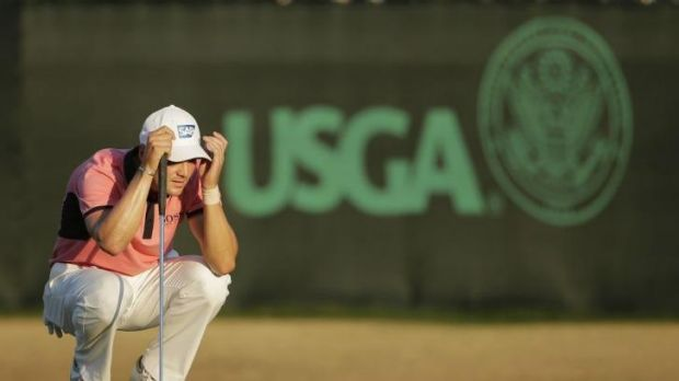 Martin Kaymer holds a five-shot lead heading into the final round.