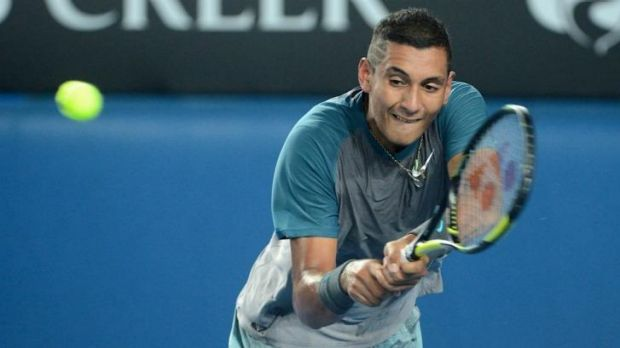 Nick Kyrgios will play at Wimbledon after receiving a wildcard.