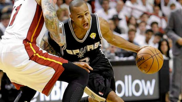 San Antonio Spurs guard Patty Mills is looking to become one of the few Australians to win an NBA championship ring.