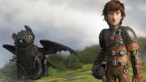 Disappointing result for Dreamworks' <i>How To Train Your Dragon 2</i>.