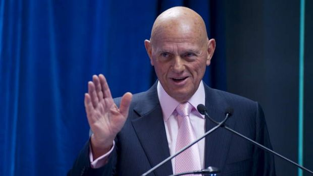 Challenge to South Africa's Woolworths: Solomon Lew is believed to be the strategic shareholder.