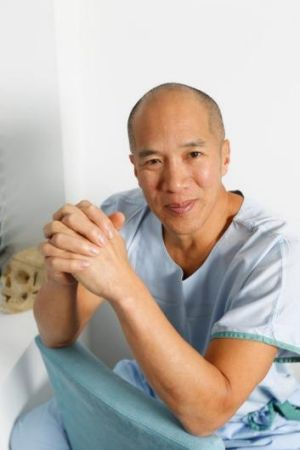 Everybody loves Dr Charlie Teo.