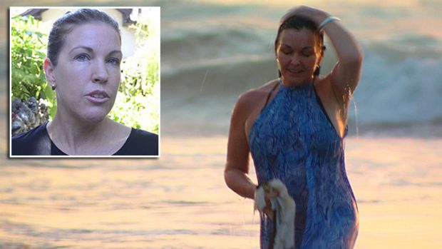 Bottom of the list: Schapelle Corby and her sister Mercedes, inset, are the two least trusted people in the country.