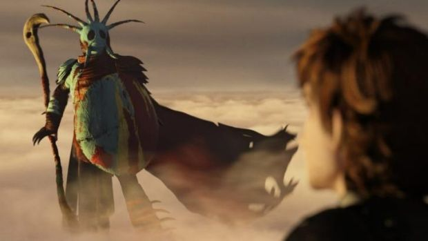 Director dean deblois says how to train your dragon 2 is really a ihow to train your dragon ccuart Choice Image