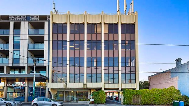 Lucky numbers: 852-858 Glenferrie Road sold for $8.818 million.