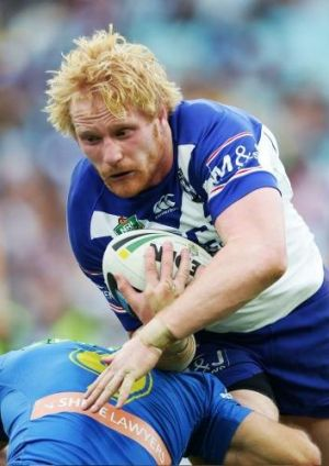 """""""We try not to look for excuses"""": James Graham."""