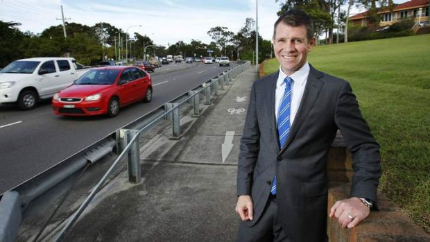 Mini joint sitting called: NSW Premier Mike Baird.