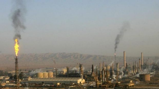 Iraq's biggest oil refinery in Baiji has reportedly fallen to ISIL militants.
