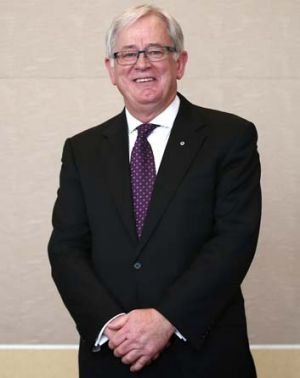 Opening doors: Trade Minister Andrew Robb.