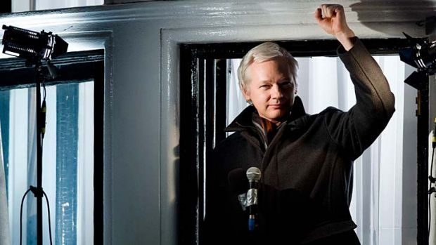 Still producing significant revelations: WikiLeaks founder Julian Assange.