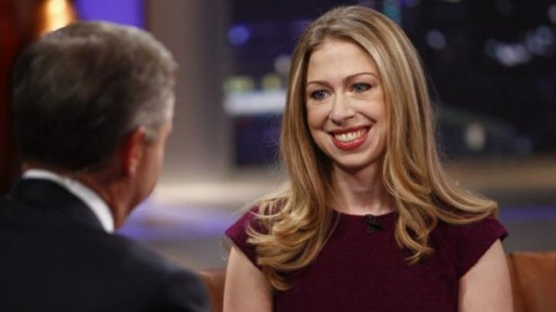 Hillary Clinton's daughter, Chelsea, has announced she is pregnant.