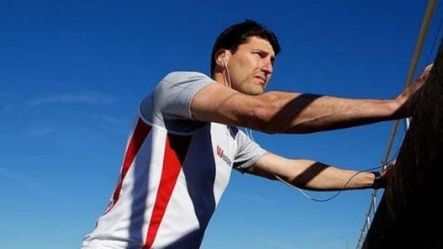 Former Wallabies captain John Eales knows the power of music when it comes to fitness training.