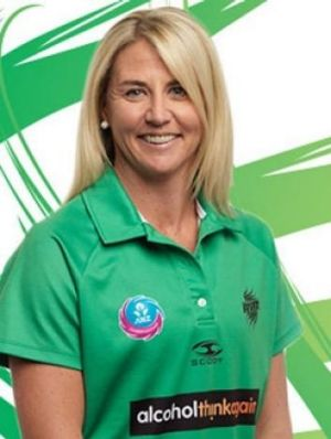 Stacey Rosman has been named as new coach for West Coast Fever.