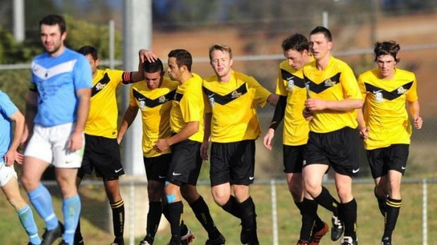 Chile's Cristobal Soza has returned for his second stint with the Cooma Tigers.